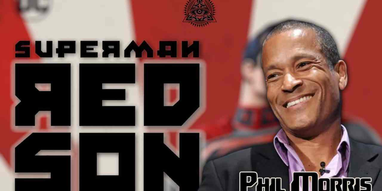 Phil Morris Talks Jimmy Olsen In Superman: Red Son & His Dream Elseworld Story: EXCLUSIVE