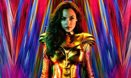 Wonder Woman 1984's New Marketing Gives Us Another Detailed Look at Her Golden Eagle Armor