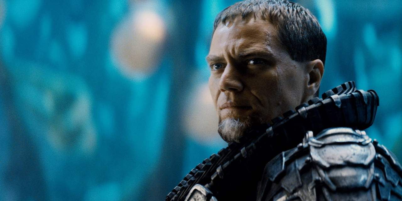 Michael Shannon Reacts to The Possibility of Reprising Zod