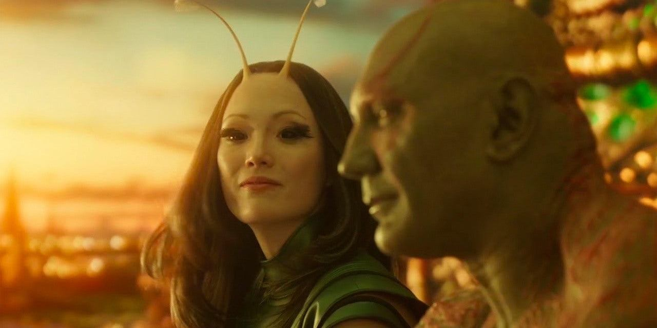 Drax and Mantis: Dave Bautista And James Gunn Reveal Desire For A Guardians Of the Galaxy Spin-Off