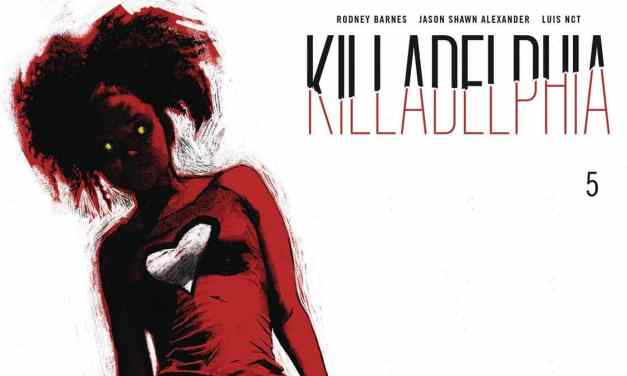 Killadelphia #5 Review: Quirky Vampires Aren't Enough
