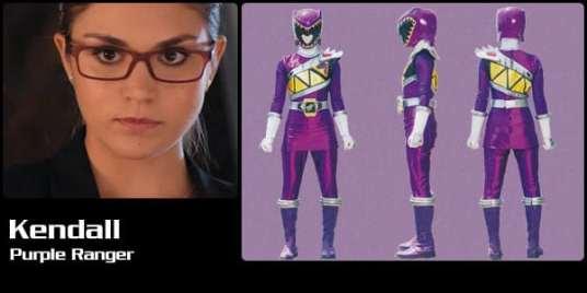 Kendall Purple Ranger