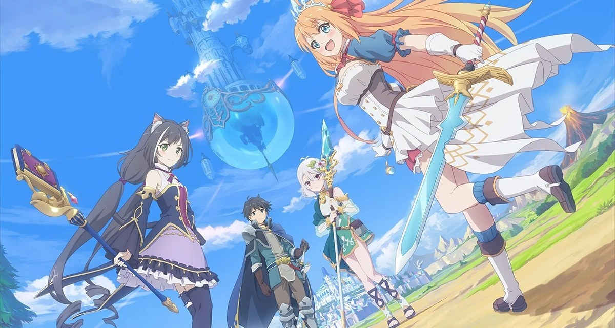 Princess Connect! Re:Dive Releases 2nd Trailer For Anime Adaptation