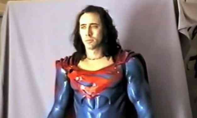 Arrowverse Showrunner Regrets Mentioning Nicolas Cage's Failed Superman Cameo