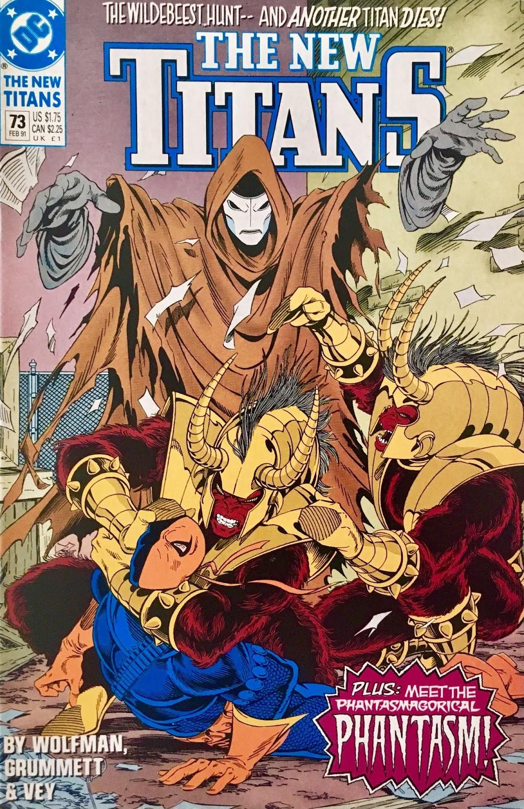 teen titans phantasm