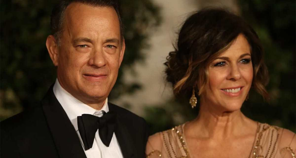 Tom Hanks and Rita Wilson Confirm That They Have Coronavirus