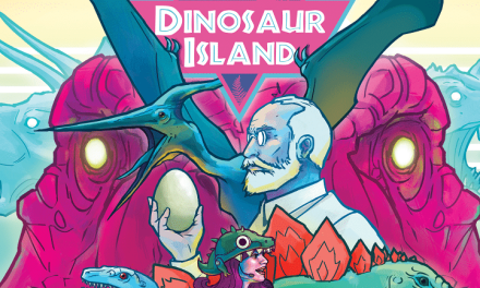 Review: Dinosaur Island the board game roars with fun