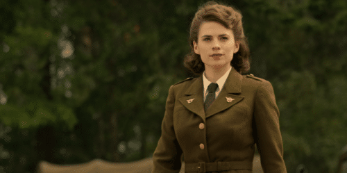 Agent Carter and Agents of SHIELD