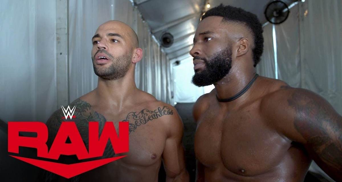 Cedric Alexander Talks About Teaming With Ricochet And How It Came About: EXCLUSIVE