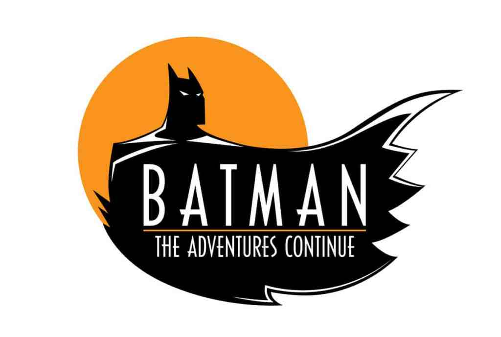 Batman The Adventures Continue Logo