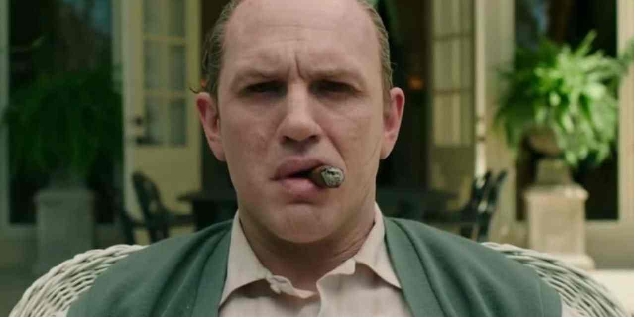 Josh Trank's Capone Trailer Spotlights Menacing Tom Hardy As The Notorious Gangster