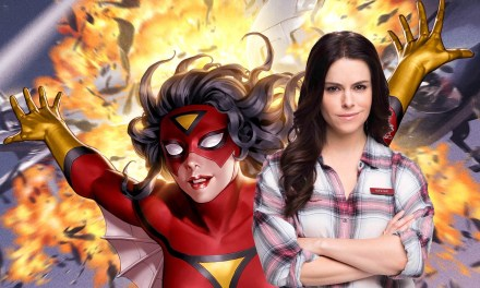 "Schitt's Creek's Emily Hampshire's Spider-Woman And She-Hulk Confession: ""I Would Be So into that"""