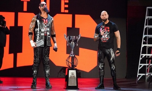 WWE Gallows And Karl Anderson