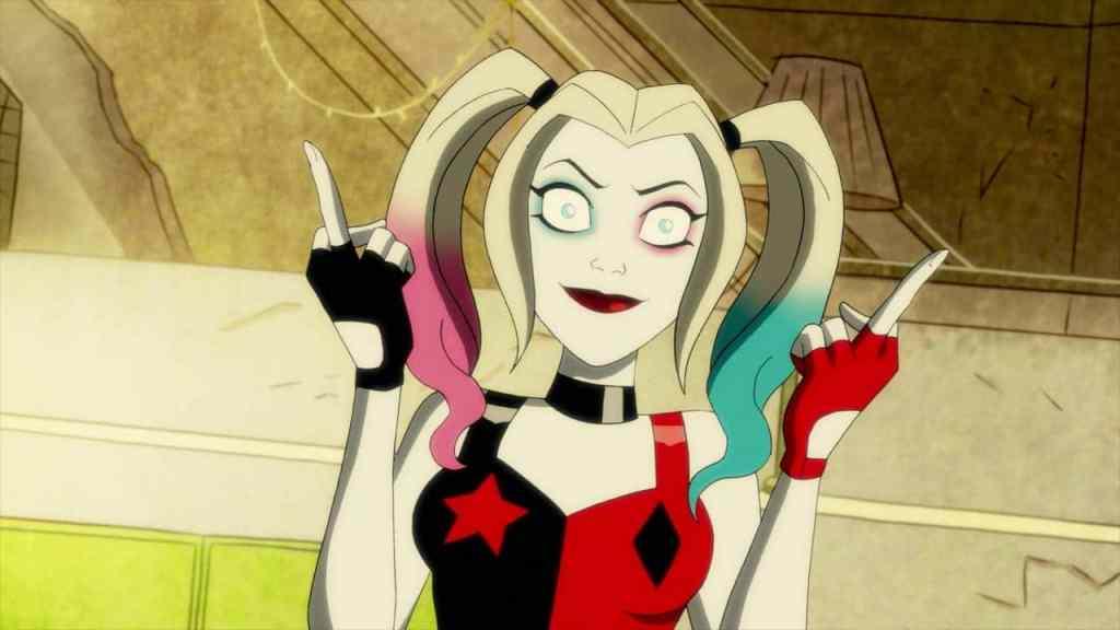 Harley Quinn Season 2 Episode 4 F You