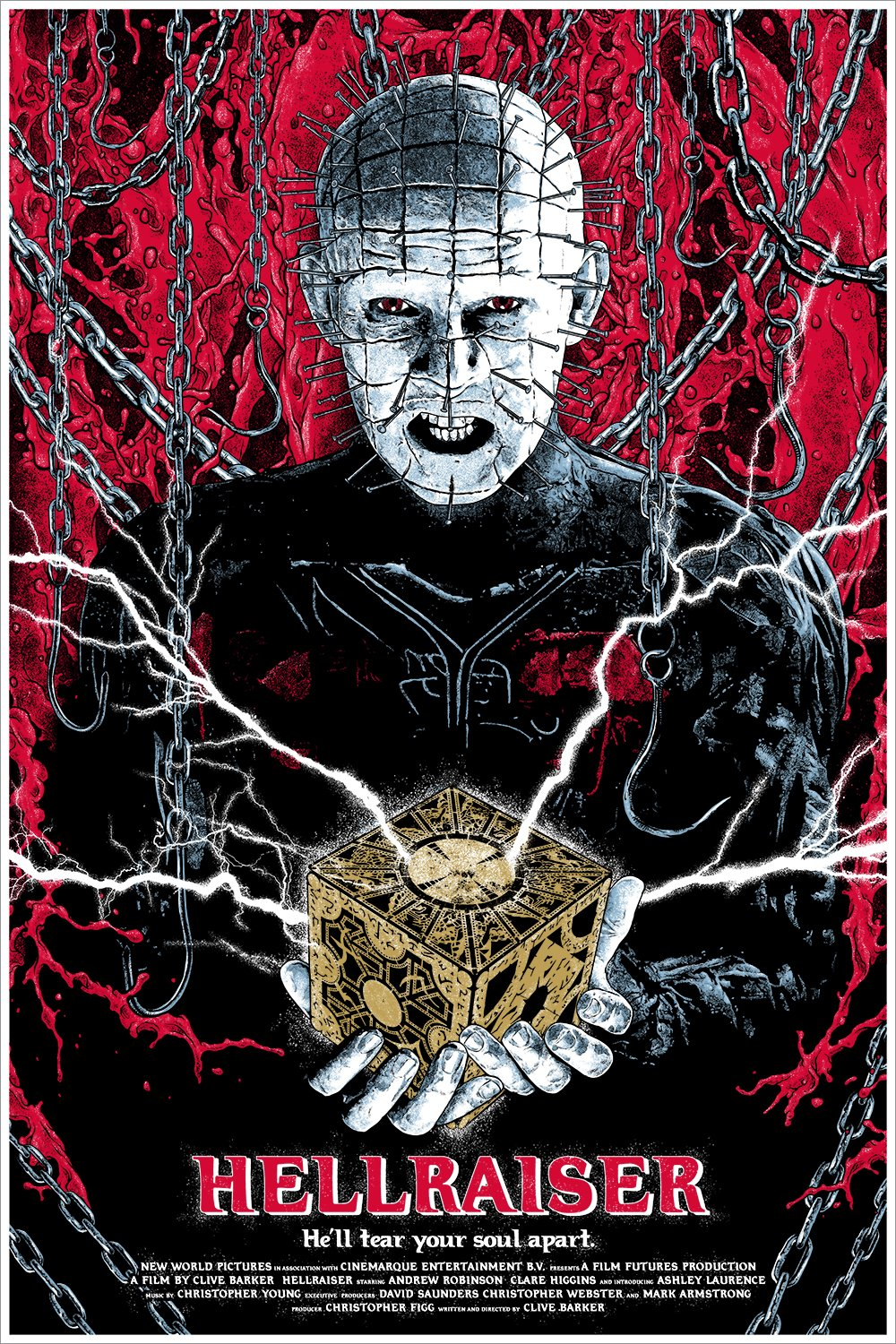 Hellraiser Finds New Director And Writers To Reboot Horrifying Franchise - The Illuminerdi