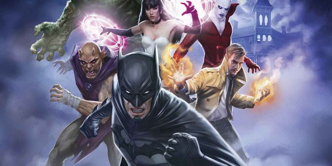 Justice League Dark Adaptation Headed To HBO Max