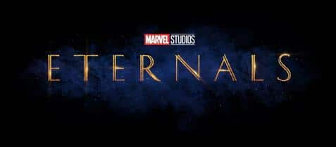 marvel's The Eternals logo