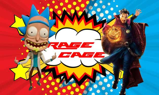 Rage Cage: Who's The Better Time-Traveler – Doctor Strange Or Rick Sanchez?