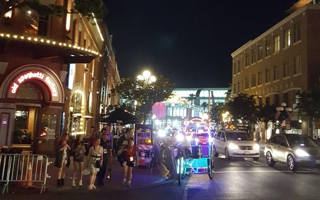 San Diego Comic Con Gaslight District