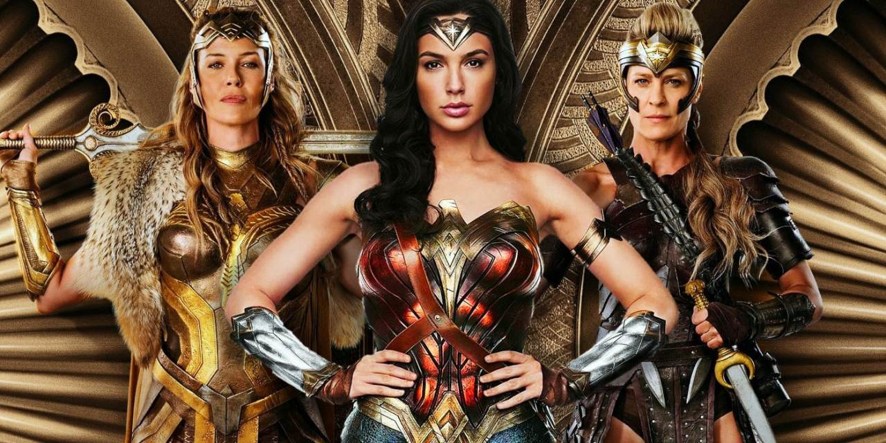 Patty Jenkins Confirms Master Plans for Third Wonder Woman Film and Amazonian Spin-Off