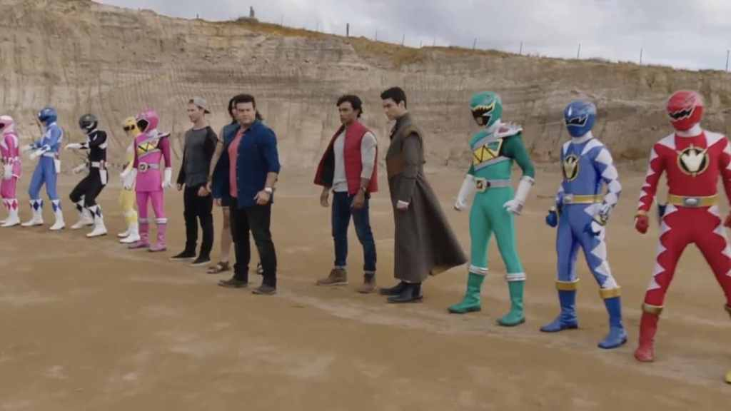 Is Jason The Secret Head of Grid Battleforce In Power Rangers Beast Morphers? - The Illuminerdi