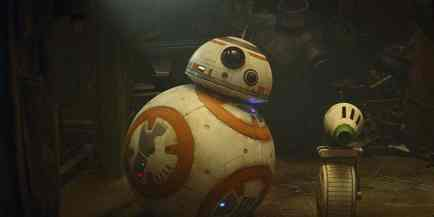 daisy ridley and bb8