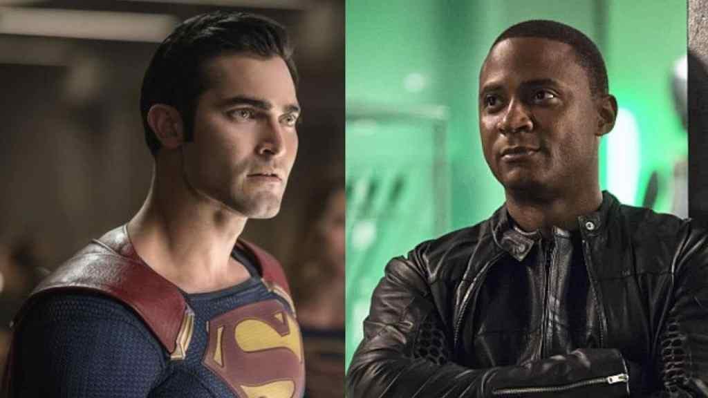 David Ramsey on Superman & Lois