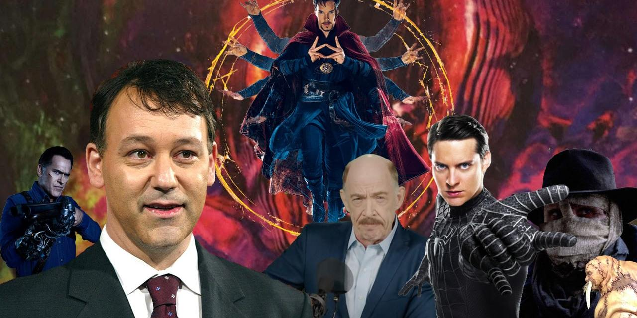 Sam Raimi, We Need These Surprise Cameos in Doctor Strange 2…Or We Riot