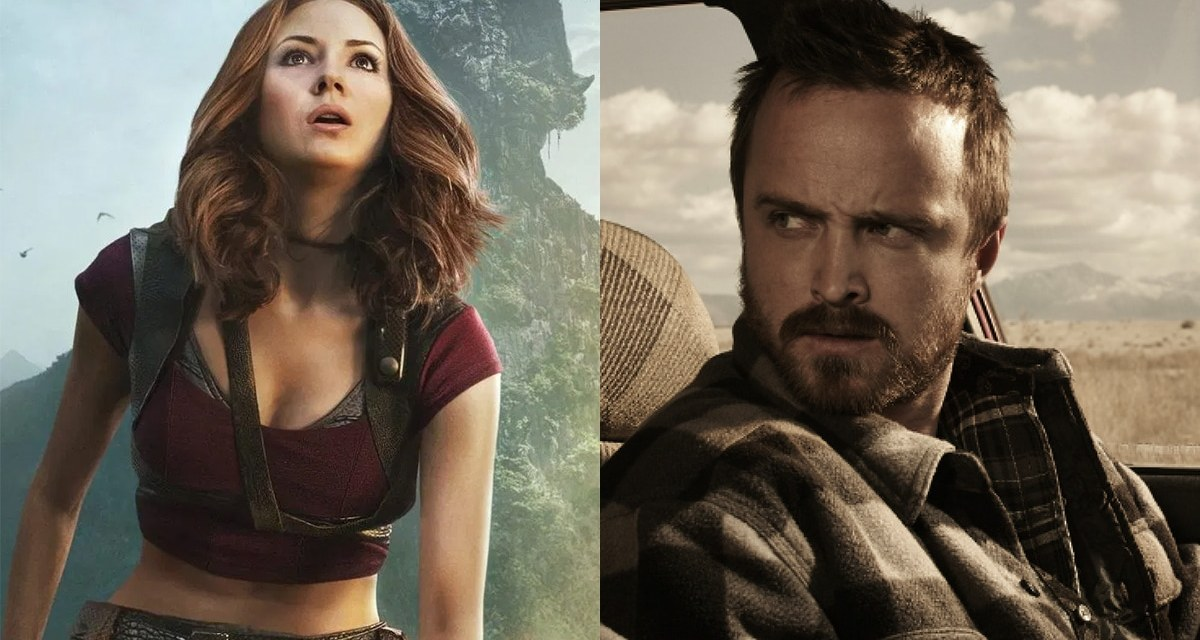 Karen Gillan and Aaron Paul Set To Star In New Sci-Fi Thriller Dual