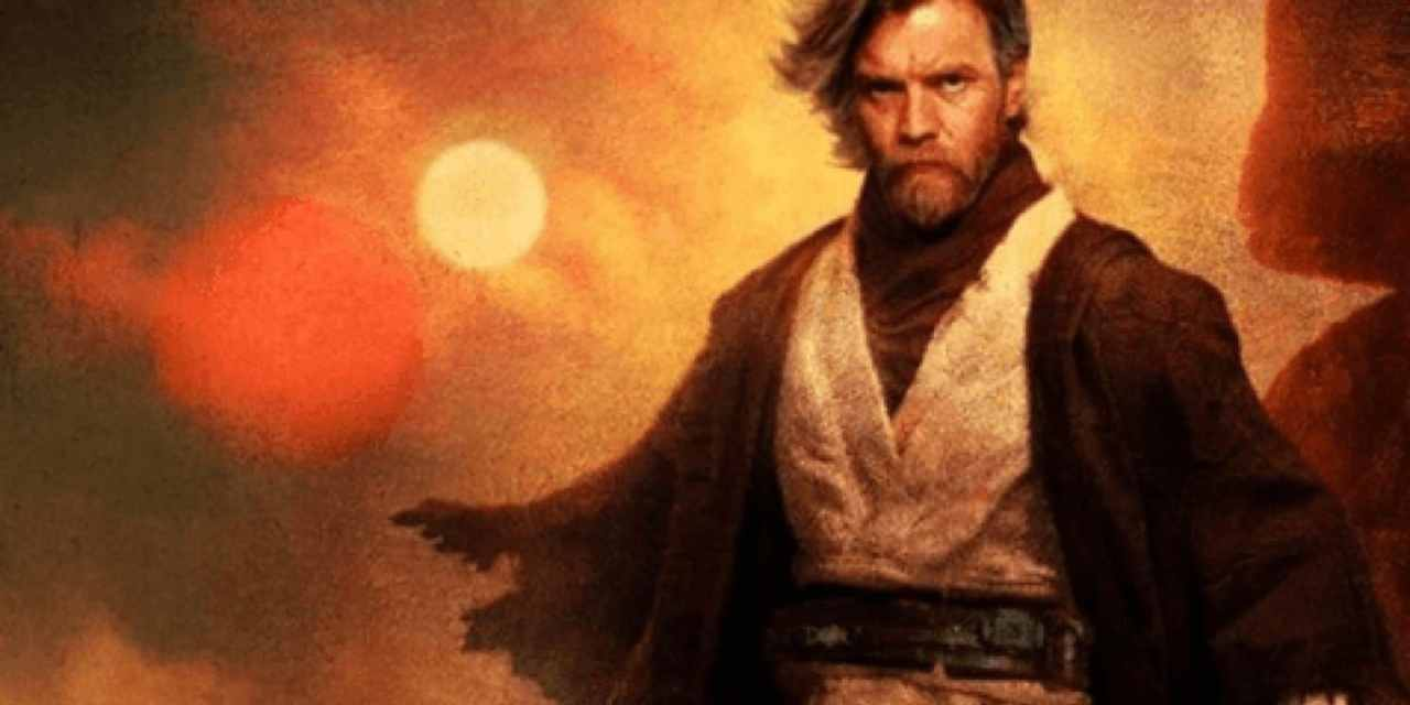 Ewan McGregor Donned His Famous Obi Wan Kenobi Costume For Recent Camera Tests For His Disney+ Show