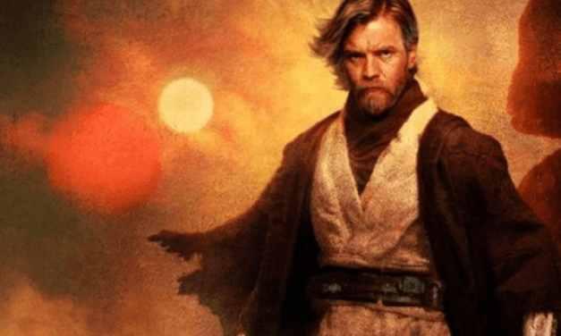 Ewan McGregor Donned His Famous Obi Wan Kenobi Costume For Recent Camera Tests For His Disney+ Show