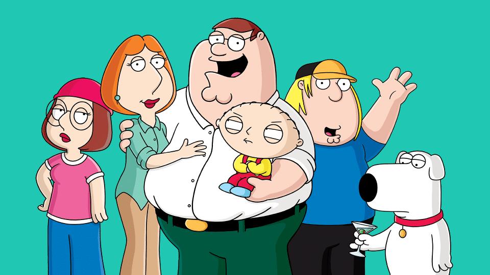 Family Guy Promo