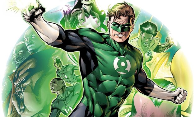 Green Lantern TV Series Coming To HBO Max Will Be Produced By Comic Book Writer Geoff Johns