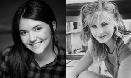 Power Ranger Catherine Sutherland And Jenna Frank Join Legend of the White Dragon