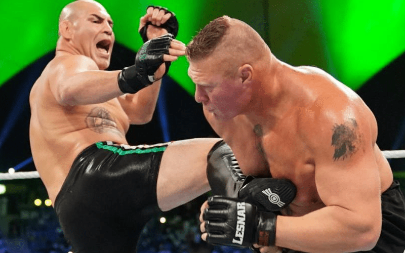 The WWE Cain Velasquez Experiment Comes To A Close - The Illuminerdi