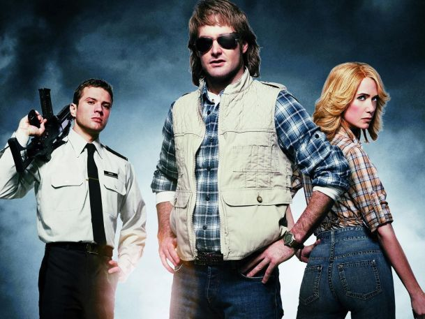 MacGruber Team Will Forte Kirsten Wiig Ryan Phillippe