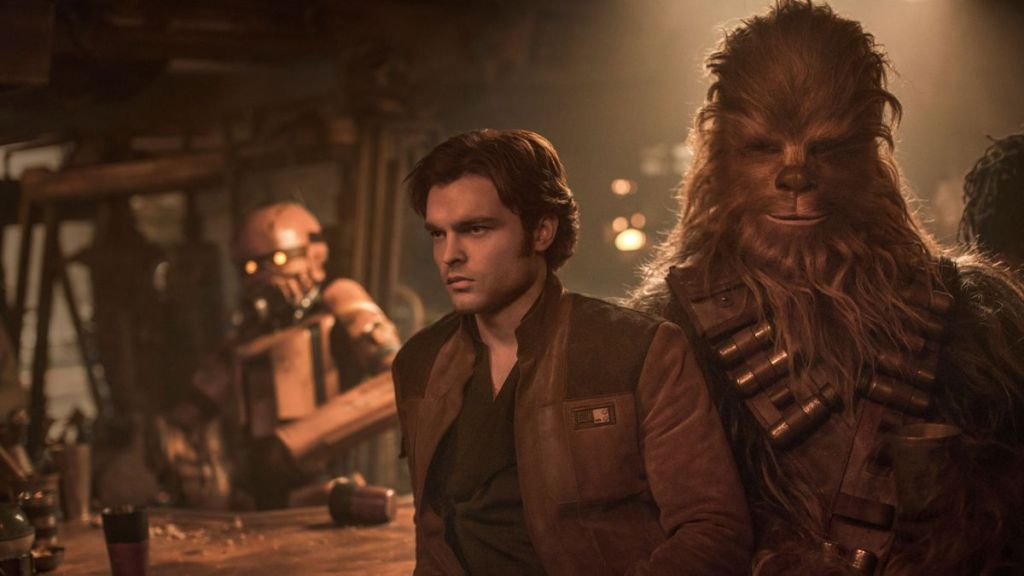 Solo Still #MakeSolo2Happen