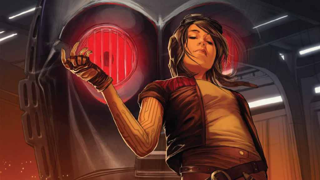 Doctor Aphra Droids
