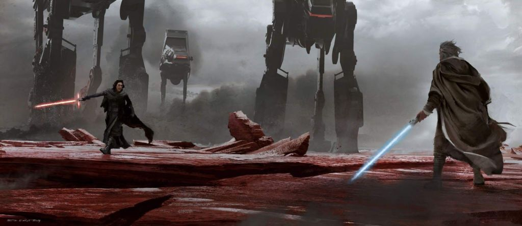 concept art for the rise of skywalker and more coming