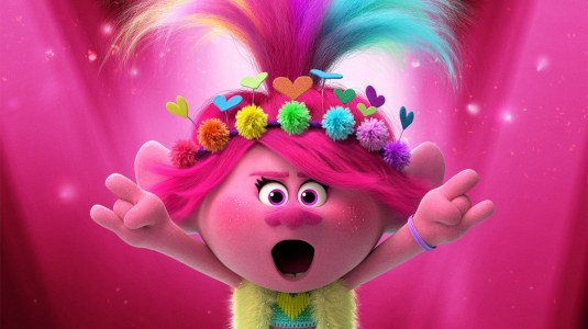 trolls world tour from universal
