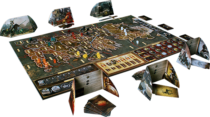 Review: A Game of Thrones the Board Game – Mother of Dragons Expansion Revolutionizes treachery - The Illuminerdi