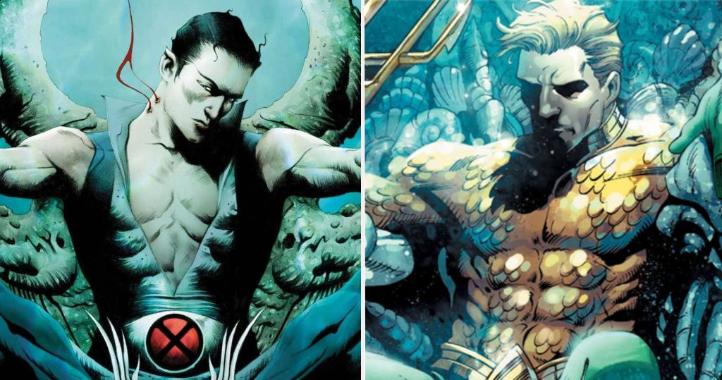 Namor V Aquaman: How To Make The Sub-Mariner The True Underwater Box-Office King For Marvel - The Illuminerdi