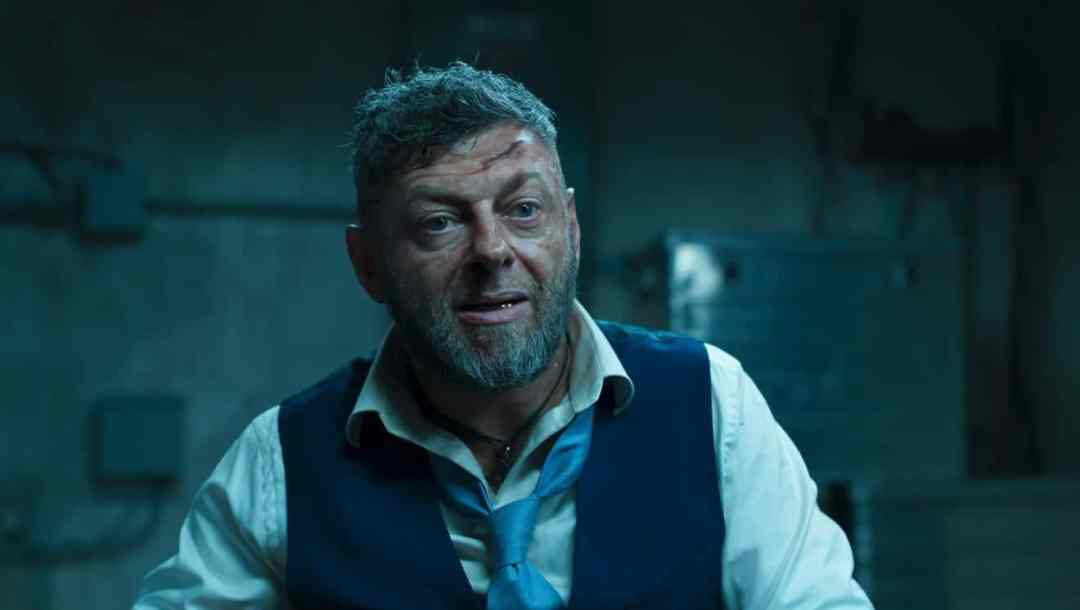 Andy Serkis Black Panther