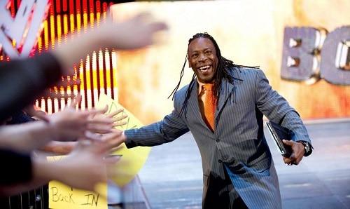 WWE Booker T