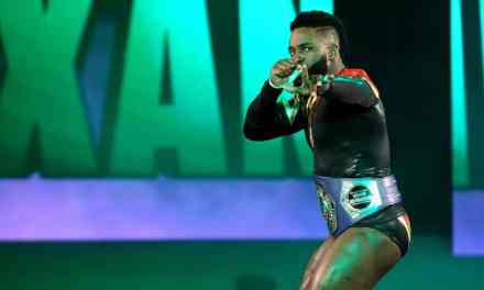 Cedric Alexander On What It's Like To Perform Without A Crowd: Exclusive