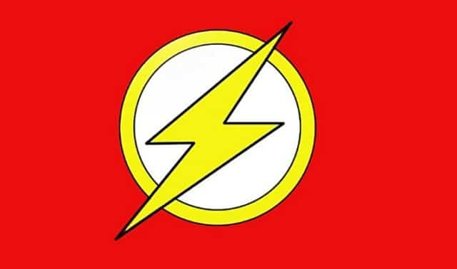 Flash Logo No Iris West