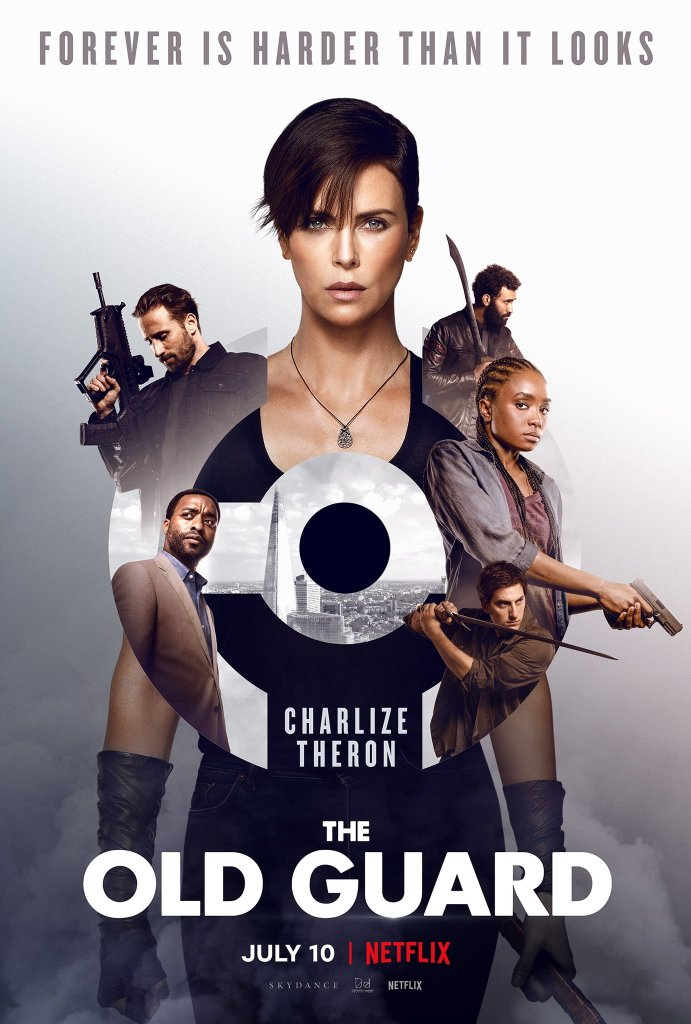 Action Movie The Old Guard, Starring Charlize Theron, Releases Trailer And Poster - The Illuminerdi