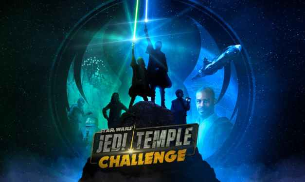Jedi Temple Challenge Trailer Looks Like Star Wars Meets Legends of the Hidden Temple 2.0