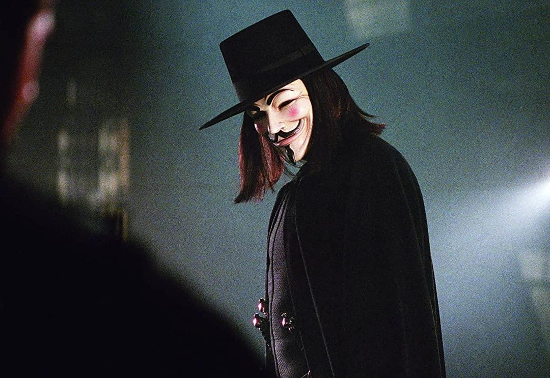 V for Vendetta HBO Max