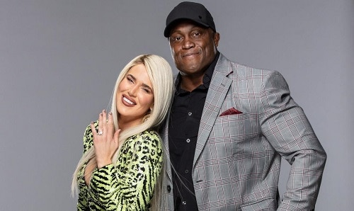 WWE Lana and Bobby Lashley